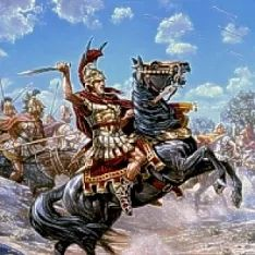 Alexander the Great created the largest empire of his time.