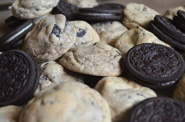 For the Love of Dessert: Oreo Pudding Cookies