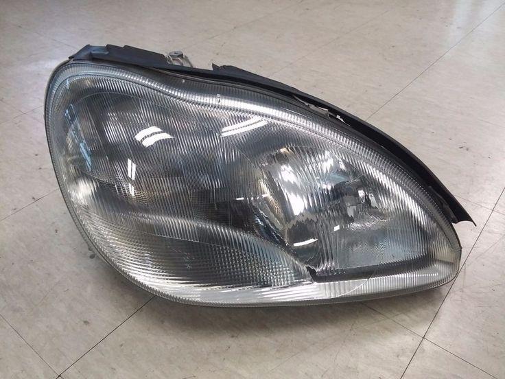 99-02 MERCEDES BENZ W220 S CLASS ORIGINAL  XENON HEADLIGHT/LAMP, RIGHT/PASSENGER #MercedesBenz