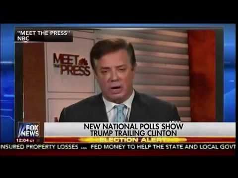 New National Polls Show Trump Trailing Clinton - America's Election HQ | AH News