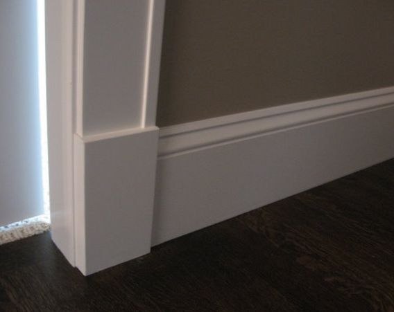 craftsman style homes interior trim - Google Search