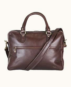 The Viaduct Laptop Bag is specifically designed for business travellers. Rodd & Gunn