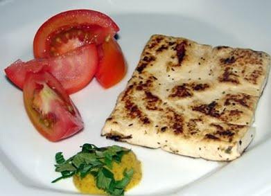 Tofu Grelhado (vegan)