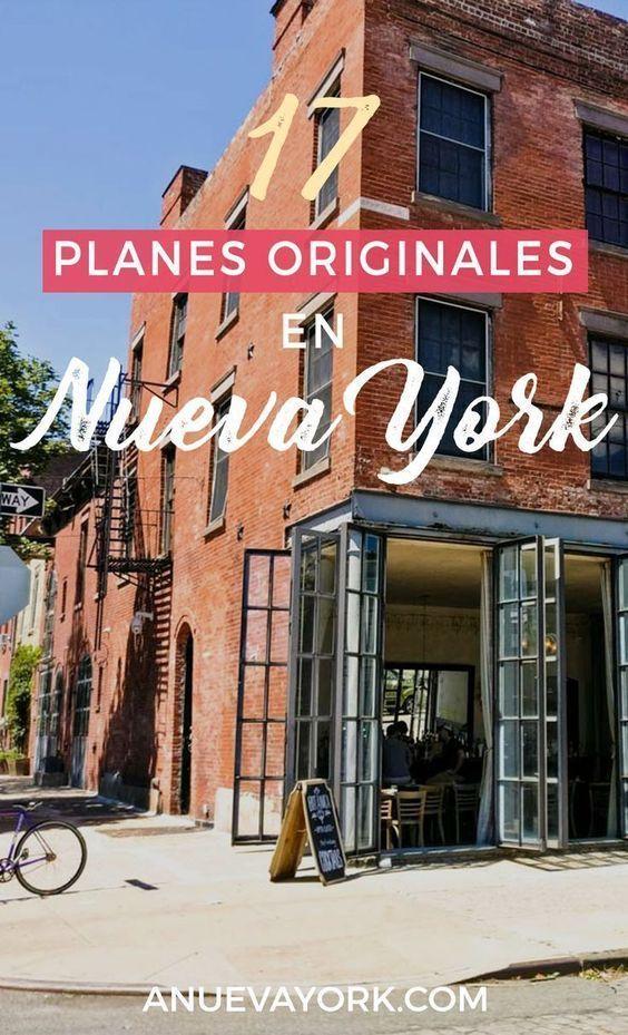 17 planes originales en Nueva York