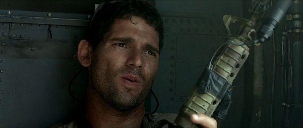 "Eric Bana as SFC Norm ""Hoot"" Gibson - ""Black Hawk Down"" - 2001"