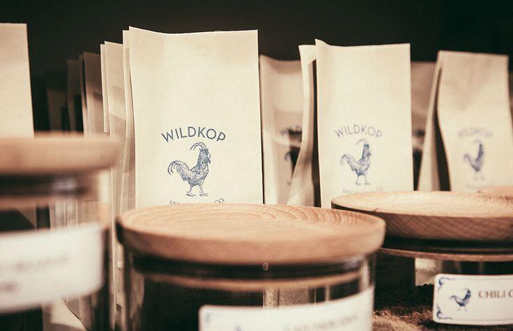 Wildkop - Kruidenzakjes   by Skinn Branding Agency