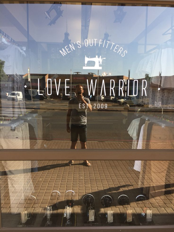 We just installed our new signage, now you can find us! #lovewarrior #reizissquare #comefindus #wearecollective