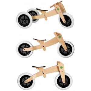 Wishbone bike - natural