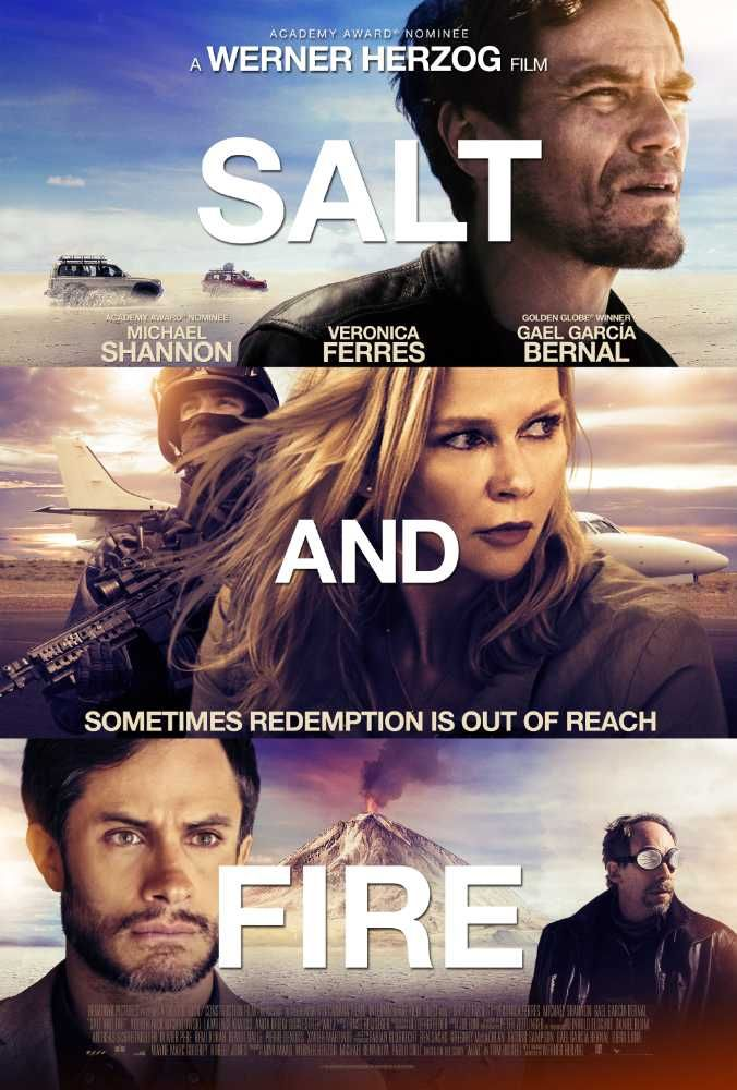 Watch Salt and Fire 2017 Movie Online Free