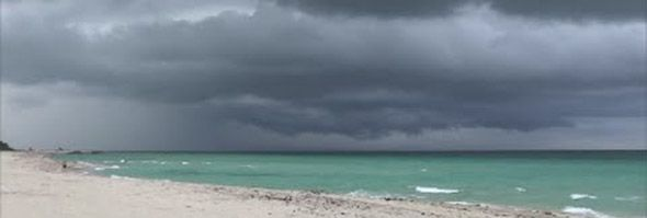 Tropical Storm Colin was on its way to strike Florida