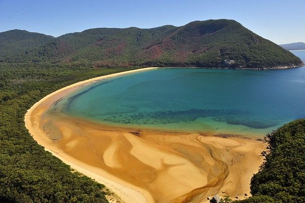 Wilsons Promontory, Victoria. Granite headlands, undeveloped beaches, rivers, walking trails and wildlife. The reason it tops the list is its unique mix of wilderness and luxury accommodation.