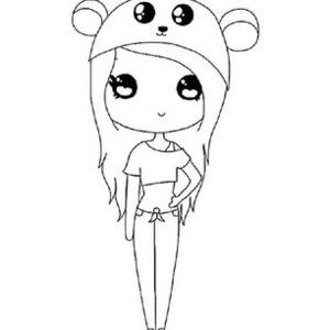 Drawing Step By Step additionally Clothes2noword in addition Fille Chibi Barbe A Papa furthermore 505880970613526111 as well Cute. on white beanie template