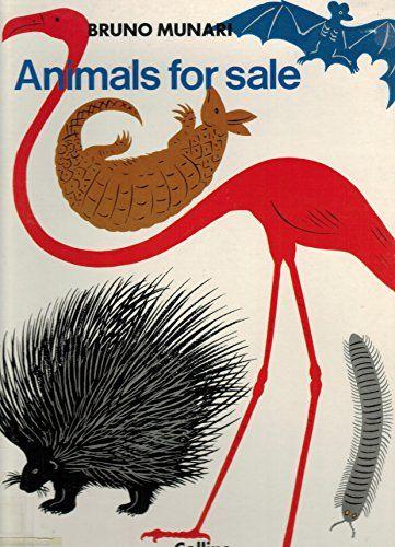 Animals for sale by Bruno Munari