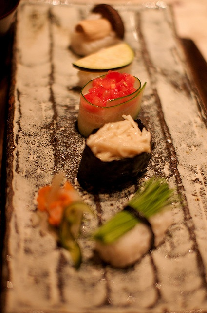 Recipe of the day: vegan sushi