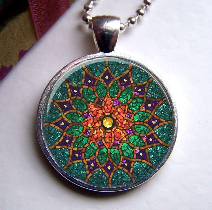 15 best lp mandala chain images on pinterest mandalas for Minimal art jewelry