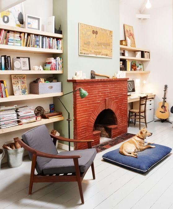 VISI / Articles / The Pedersen's Scandi-Victorian Home