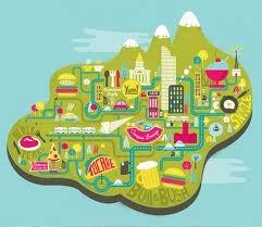 map illustration - Google Search