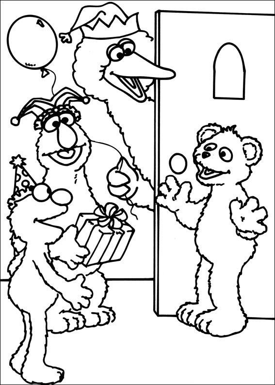 22 best Sesame Street images on Pinterest | Zeichnungen, Elmo und ...