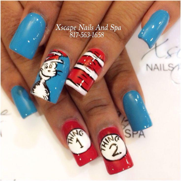 Dr Suess nails
