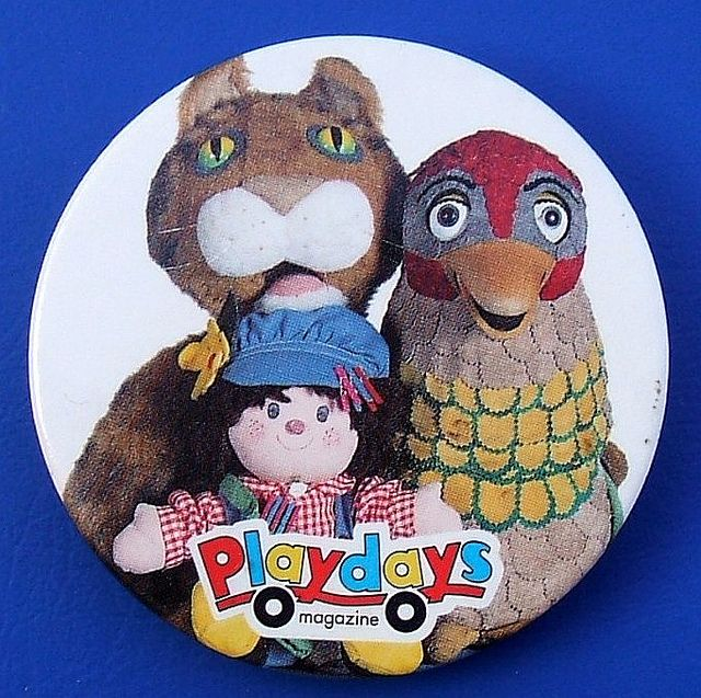Play Days was one of the best programmes and if it stopped at the Why Bird stop it might be a good day. You might have also sang along to the theme tune and asked: What's the sign on the lollypop?