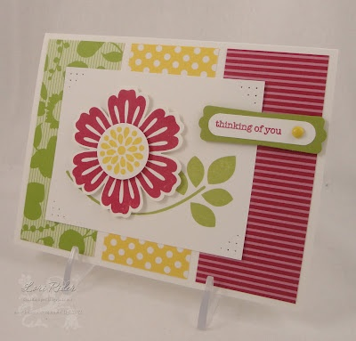 The Diva StamperDivas Stampers, Cards Ideas, Mixed Bunch, Paper Scrap, Bunch Stamps, Nice Colors, Betsy'S Blossoms, Flower Cards, Stampin Up Cards