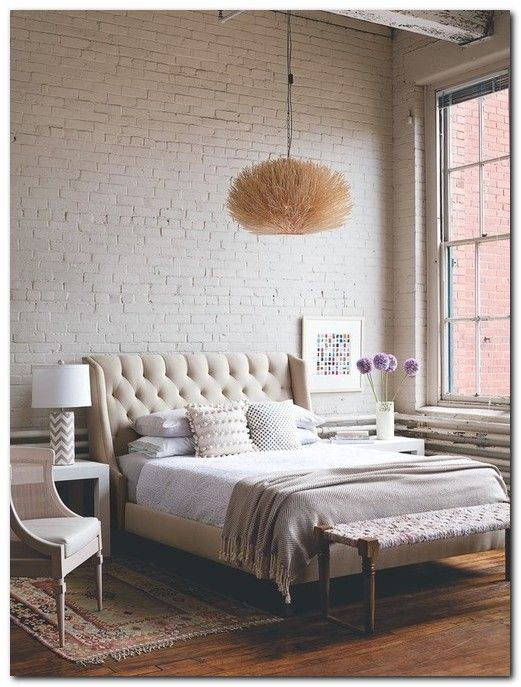 90+ Industrial Chic Bedroom Designs You Will Be Love