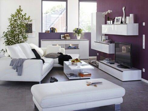 12 besten Wohnideen Bilder auf Pinterest Modern, Neuer und Deko - wohnideen wohnzimmer lila farbe