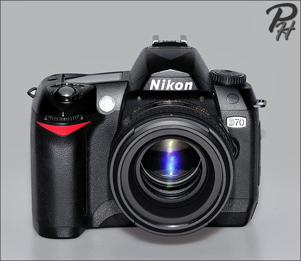 nikon d70 how to use