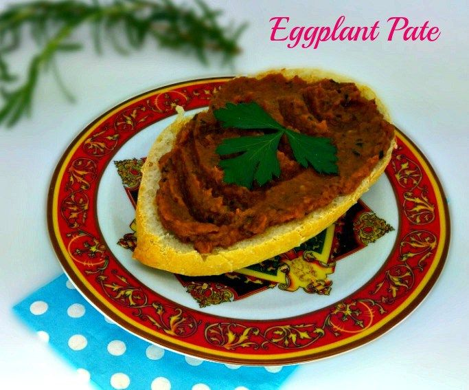 Eggplant Pate