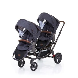 ABC Design Zoom Style Tandem Pushchair Street