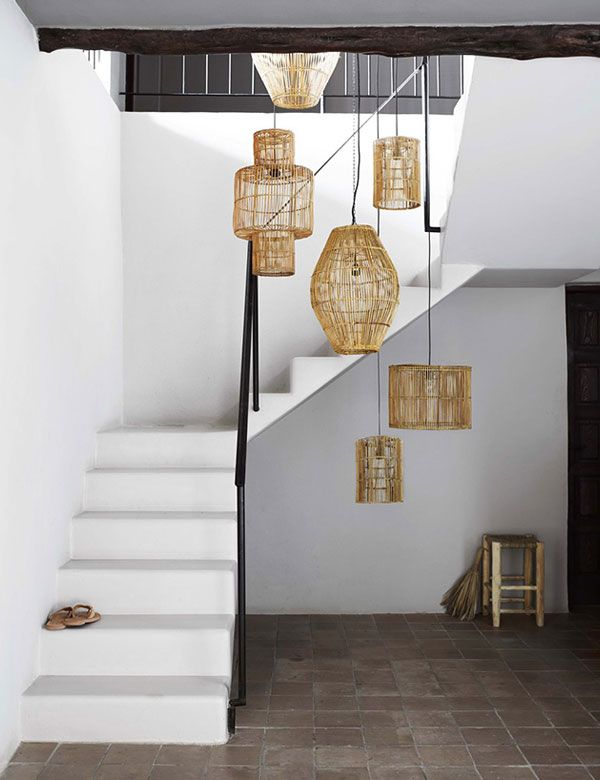 Tine K- Suspensions osier - Collection Boho