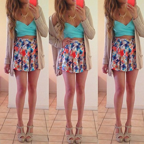 Summer Outfit Idea  Rina Filipina