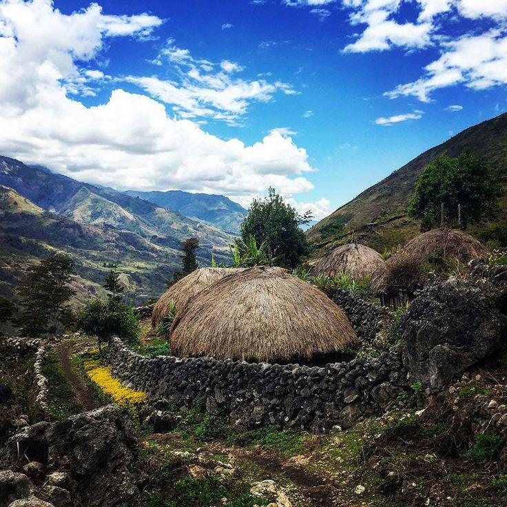 Baliem Valley, West Papua (close enough to SEA)