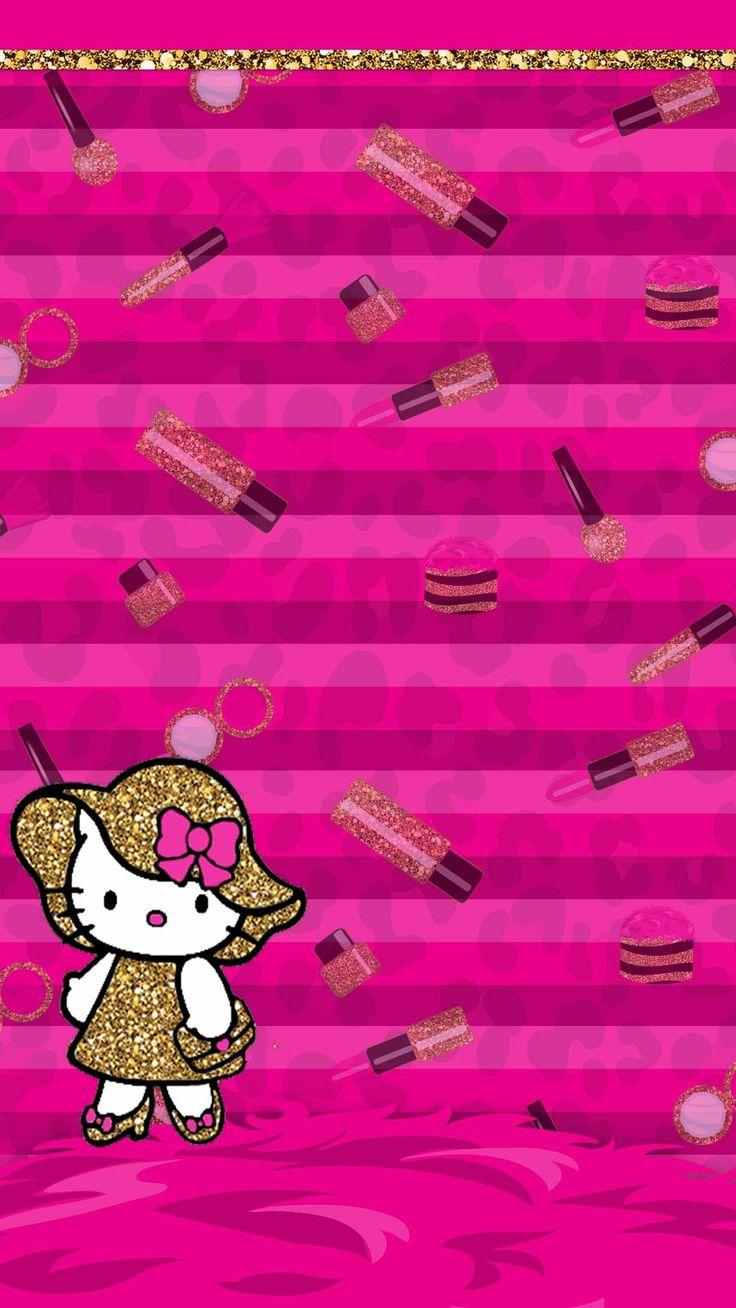 Best Wallpaper Hello Kitty Rose Gold - 738f525c686decf3f850de21325d89e0--hello-kitty-wallpaper-hello-hello  You Should Have_494189.jpg