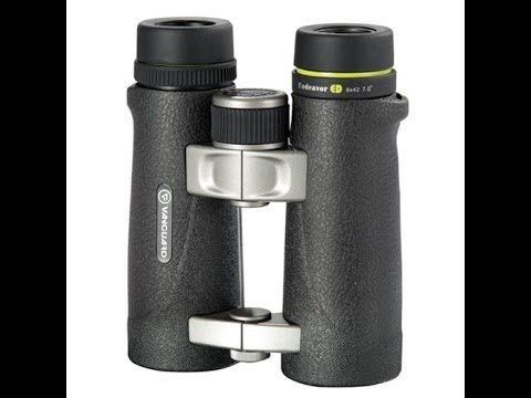 Vanguard Endeavor ED Binocular (8x42) Reviews