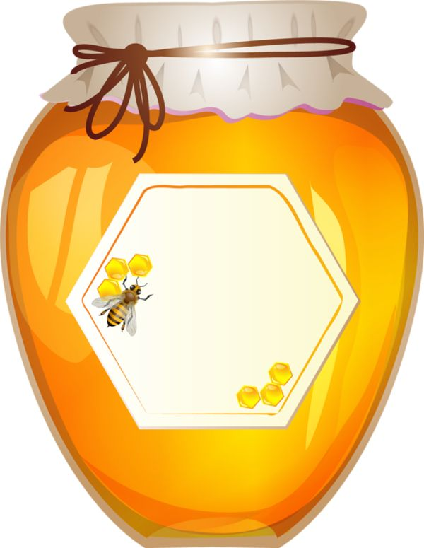 honey jar clip kitchen clipart jars honey jars and honey