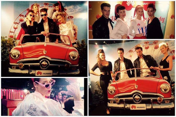 Modelos en el evento de Navidad de HUAWEI | Madrid - http://agenciafama.es/modelos-en-el-evento-de-navidad-de-huawei-madrid/