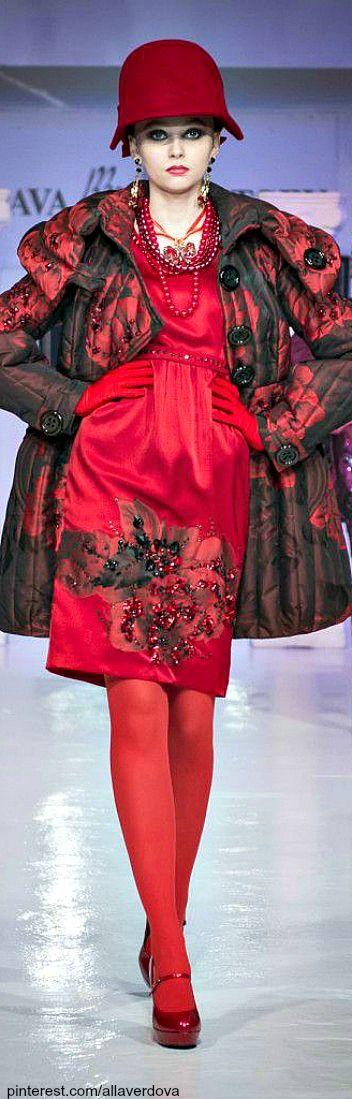 Russian Designer.. Slava Zaitsev  ❤