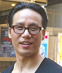 BD Wong; my favorite character on law and order svu :)