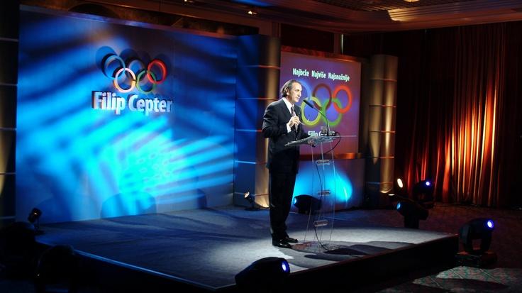 # Razor, Philip Zepter - Olympic Committee Convention (Intercontinental Hotel Belgrade   2005)