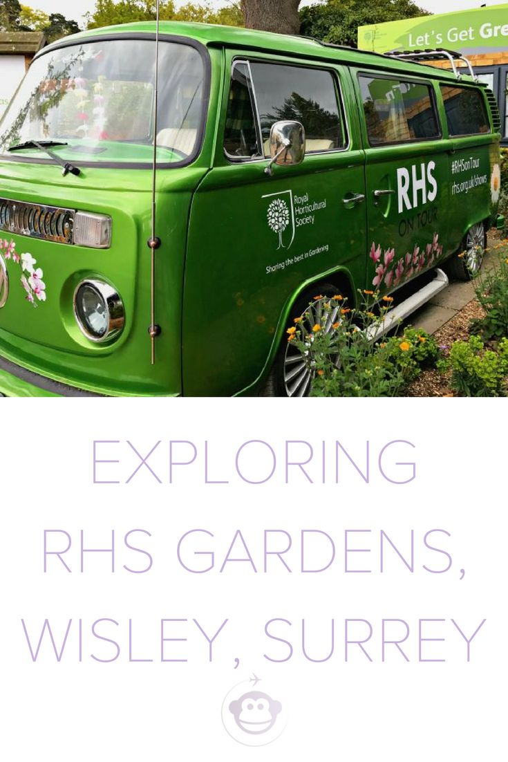 Botanical Gardens in Surrey - A fun family day out for all in the UK