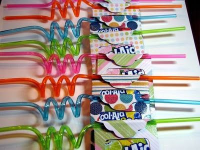 have a KOOL summerParty Favors, Kool Summer, Gift Ideas, Diy Gift, Parties Favors, Handmade Gift, Schools Gift, Kids Gift, Summer Gift