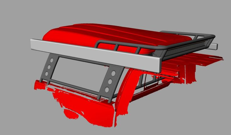 building an expedition truck rack - Google Search