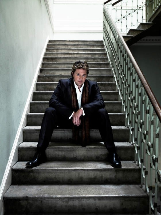 "Michael Ball - UK Musical Stage Star.  Originated role of ""Marius"" in Les Miserables and ""Alex"" in Aspects of Love."