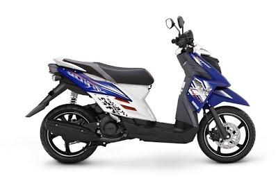 Spesifikasi dan Harga #Yamaha X-Ride