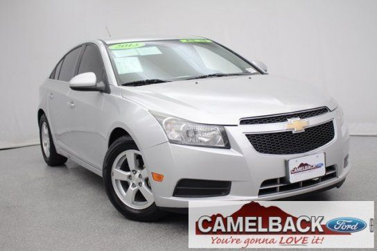 Sedan 2013 Chevrolet Cruze Lt With 4 Door In Phoenix Az 85014