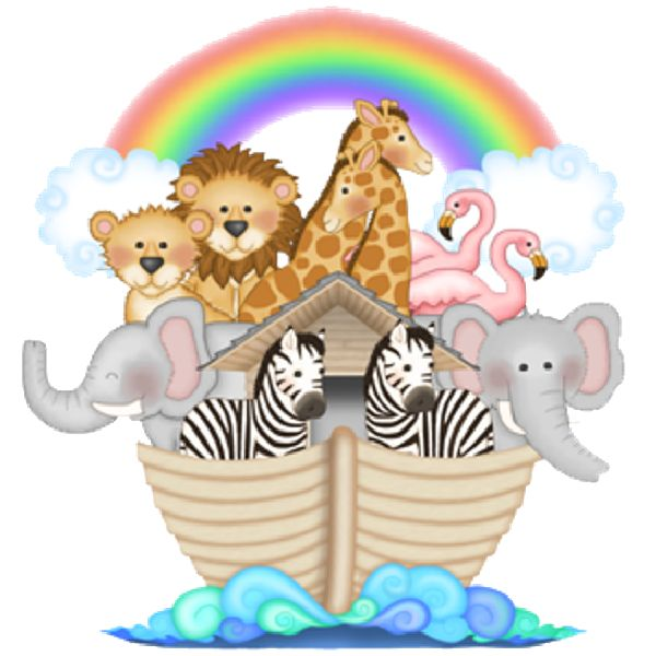 Image result for cartoon image noah's ark