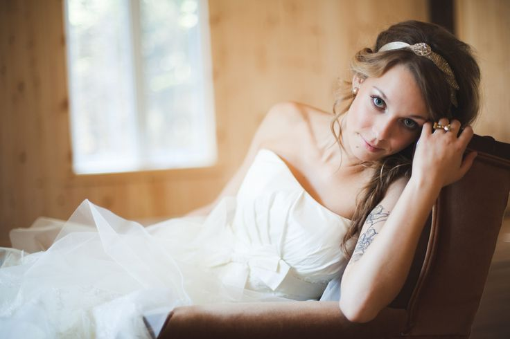 Rustic Wedding Inspiration - Photo by Sonia Bourdon Photography for Bisou Bride - Montreal, Quebec, Canada