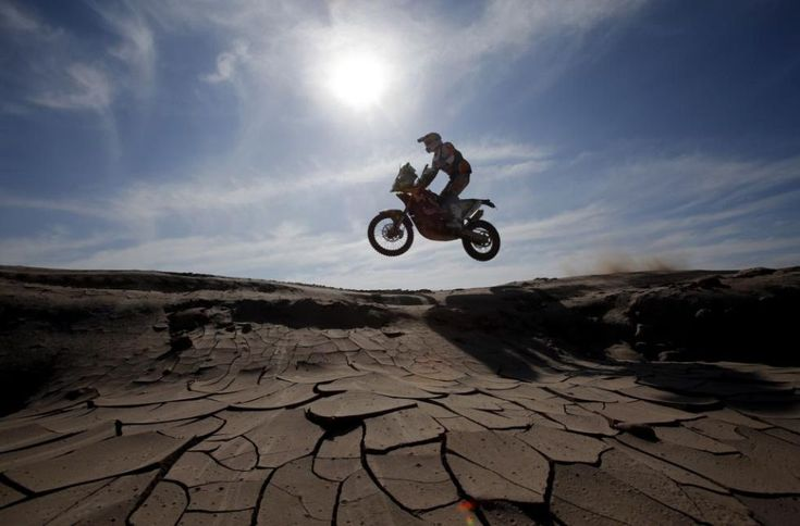 Marc Coma en el Dakar 2015