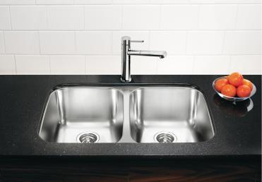 Inox Kitchen Sink : stainless stainless steel kitchen sinks sink ?vier kindred kitchen ...